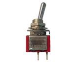 Spa Mini Toggle Switch SPST 6 Amp 125V MTS101  T100T1B1A1QN