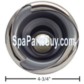 "PLU21703629 Cal Spas Power Swim Tornado Stainless Spa Jet  4 3/4"" ** NLA***"