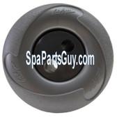 "PLU21703129 Cal Spas Large Face Maxi Swirl Spa Jet  Gray 4 1/4"""