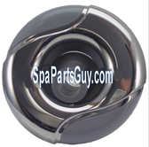 320-6747 Marquis Spa Wave Directional Jet Insert Stainless / Gray 4 3/8""