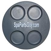 "Cal Spa Filter Lid 9 1/2"" Gray 1990-1995 Spas # 11300180"