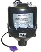 Vita Spa 1 HP Spa Air Blower 240 Volt  w/Vita Mini Plug