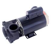 "LX Spa Pump 6BHP / 4 HP Large 56"" Frame, 1 Speed, 240 V, 12.0 Amp, 2"" Found on Laguna Bay Spas & Others LX56WUA400-1"
