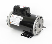 U.S. Spa Pump Motor 5 HP 230 Volt, 2 Speed, 56 Y Frame TT507