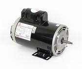 U.S. Spa Pump Motor 5 HP 230 Volt, 2 Speed, 56 Y Frame TT507