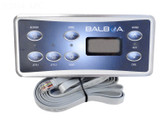53189 Balboa Spa Serial Standard Digital Topside Control 2 Pump  7 Button VL701S Free Shipping