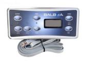 53189 Balboa Spa Serial Standard Digital Topside Control 2 Pump  7 Button VL701S Free Shipping