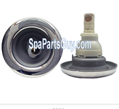 PL-40046SS LA Spa Jet Interna Roto Stainless over Gray 5 1/2""
