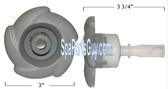 "102-960 Coleman Spa Micro Cyclone Directional Jet Insert Swish Style Gray 3"""