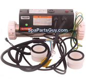 """H30-R1  LX Spa Flow Thru Heater Assembly 10"""" Inch 3 KW Complete 240V"""