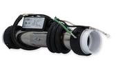 "C2550-0103TT Arctic Spas Flow Thru Heater Assembly Titanium 12"" x 2"" 230V 5.5 KW"