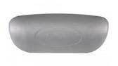 "74330 Saratoga Spa Pillow Gray Foam Creations # 888 12"" x 6"""