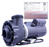 "48WUA2002CIISUN Sundance LX Spa Pump 2 HP 48"" Frame, 2 Speed, 240 V, 10.0 / 3.0 Amp, 2"" Baseless"