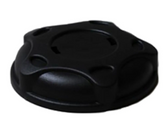 "602-3871 Waterway Plastics Spa 1"" Diverter Valve Cap Revo Style  Black"