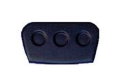 "HS5190209DSG Plastic Filter Lid Hydro Spa Spa 11"" x 20"" 3 Cup Black"