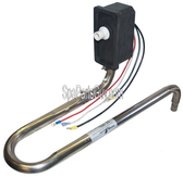 01781-27NS Dimension One D-1 Spa Low Flow Heater 230 V Trombone Style