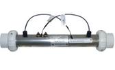 """11700 Dynasty Spa Flow Thru Heater (825) 4 KW  w/Sensors 15""""x2"""""""