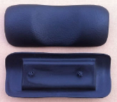 "LB3200150 Leisure Bay  Spa Pillow 11"" Black w/2 Pegs Headrest"