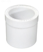 "437101  PVC Reducer Bushing 3/4"" Spigot x 1/2"" Soc"