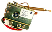 "275-3242-00 Spa Thermostat w/ Wires 1/4"" Diameter, 12"" Capillary Length, 3.4"" Bulb by Eaton Mears"