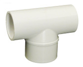 "413-2000B  Tee Waterway 1"" S x 1"" S x 1.5"" SP PVC Fitting"