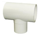 "413-2080  Tee Waterway 1"" S x 1"" S x 1"" SPG PVC Fitting"