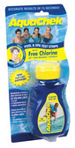 Aquachek YELLOW 4 in 1 Spa Chlorine Test Strips 50 Count