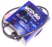 Del Ozone MCD-50 Spa High Output CD Ozonator Mini J & J Plug 110 Volt MCD50RPOZM