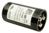 Spa / Pool Motor Start Capacitor 108-130 MFD  110-125 VAC