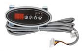 34-0193 HydroQuip ECO-1 Spa Topside Control - Hydro Quip Spa Side
