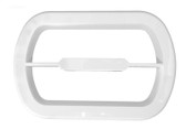 Hydro Air VERTA'SSAGE Jet Grill / Bumper Part White # 16-5612