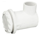 "Waterway Spa Air Control #660-3120 1/2"" 90 Degree Elbow White"