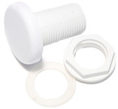 "GG Industries Spa Air Control # 13712 1/2"" Smooth White"