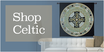 Shop Fine Art Tapestries Celtic Collection