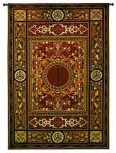 """Monogram Medallion J 