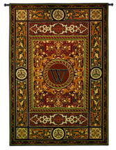 """Monogram Medallion W 