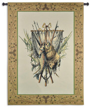 Fishing Gear Wall Tapestry Wall Tapestry