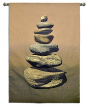 Fine Art Tapestries Cairn Hand Finished European Style Jacquard Woven Wall Tapestry  USA Size 62x43 Wall Tapestry