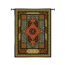 Fine Art Tapestries Regency Hand Finished European Style Jacquard Woven Wall Tapestry USA 107X63 Wall Tapestry