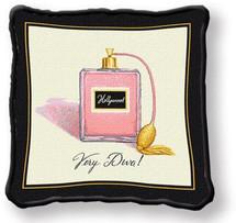 Very Diva Pillow Pillow