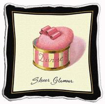 Sheer Glamour Pillow Pillow