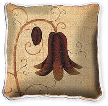 Fritillaria Fresco Pillow Pillow