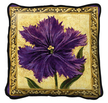 Tulip Unveiled by Liz Jardine Pillow