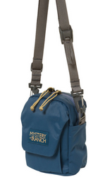 Mystery Ranch Big Bop Canteen/Water Bottle Carrier (Coyote)    Mystery Ranch Big Bop Canteen/Water Bottle Carrier is an essential for every traveler! Originally designed to be worn solely as a shoulder bag, the BIG BOP now expands its options. Shoulder strap, MOLLE attachment to the main pack, or 'biner it to an attachment point of your choice. The interior shines with simplicity, showcasing a single pocket under the protective flap. A one-handed One Drop quick-adjust shoulder strap lets you dial the pack in, one-handed, and on the fly.    Removable one-drop quick-adjust shoulder strap MOLLE on the back for attaching to belt or loop for carabiner One interior pocket Exterior, gusseted front pocket with VELCRO® flap closure.  330 Robic fabric with YKK Zippers