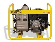 Wacker Neuson 2 inch Trash Pump w/Honda Engine PT2A 0009092
