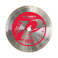 Pearl Abrasive P2 Pro-V Diamond Blade for Tile 8 x .060 x 5/8 PV008CT