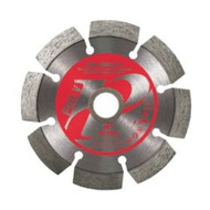 Pearl Abrasive P2 Pro-V Tuck Point Blade 7 x .250 x 7/8, DIA- 5/8 Adapter PVTAK07