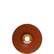 Pearl Abrasive T-27 SRT Contaminant Free Flexible Grinding Wheels for Metal and Stainless Steel 25ct Case SRT36, SRT46, SRT60, SRT80 or SRT120 Grit 5 x 1/8 x 7/8 FLEX5036, FLEX5046, FLEX5060, FLEX5080, FLEX5120