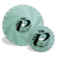 Pearl Abrasive P4 Multi-Cut Rescue Utility Blade 4 1/2 x .080 x 7/8- 5/8 Adapter DIA045MC