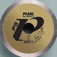 Pearl Abrasive P5 Diamond Blade for Tile General Purpose 4 x .055 x 20mm, 5/8 DIA04SMC